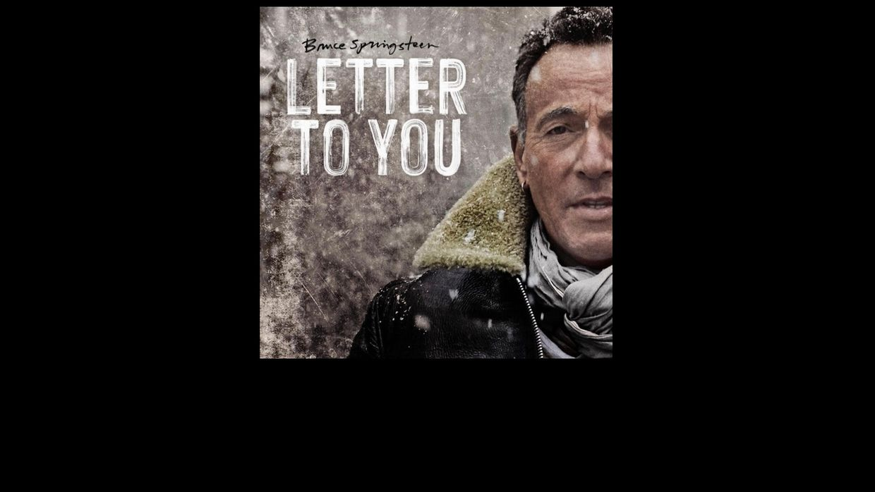 12. Bruce Springsteen – Letter to You