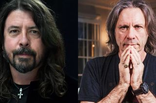 Foo Fighters vs. Iron Maiden. Quem vai à frente no voto popular do Rock and Roll Hall of Fame