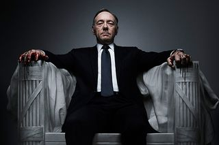 House of Cards: regresso em 2018, sem Kevin Spacey