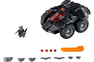 Lego Powered Up: construa e programe o Batmobile