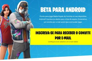 Fortnite: como instalar no Android?