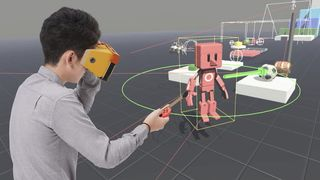 Labo: VR Kit chega a 12 de abril e traz seis Toy-Cons