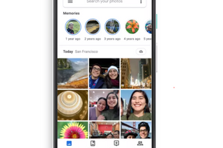 Google Memories, uma espécie de Instagram Stories privadas