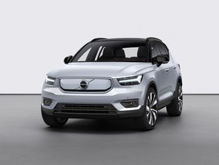 "Volvo XC40 elétrico ""powered by"" Google"