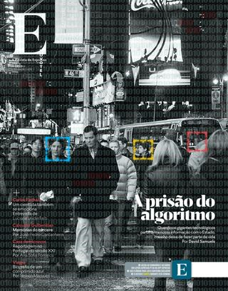 """A prisão do algoritmo"", na Revista E"