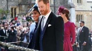 Meghan e Harry cúmplices e apaixonados no regresso ao local onde se casaram