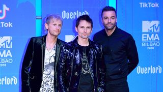 Muse regressam a Portugal