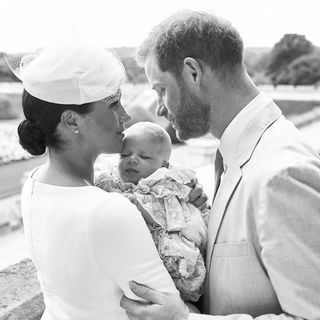 Meghan Markle, Harry e Archie