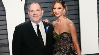 "Georgina Chapman sente ""nojo"" do ex-marido Harvey Weinstein"