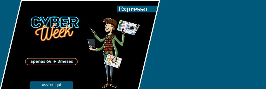 Aproveite a Cyber Week do Expresso