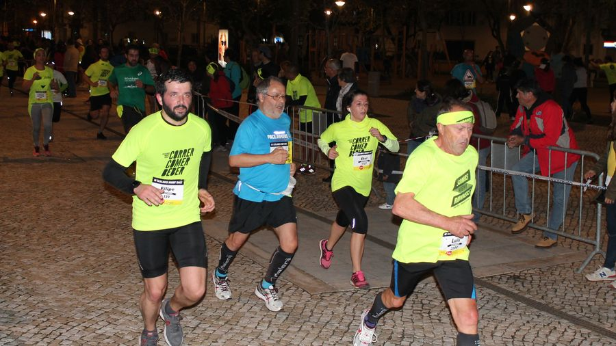 Milhares participam na W Shopping Scalabis Night Race