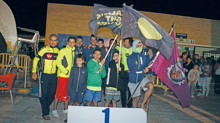 Scalabis Night Runners vencem Jogos Com Freguesias
