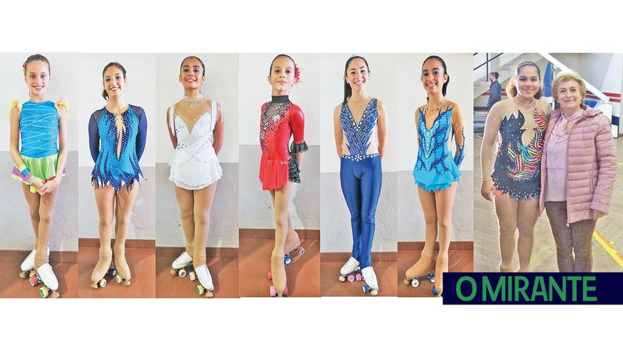 Patinagem do CD Torres Novas voltou a rolar