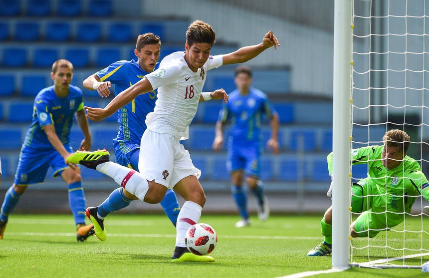 b0252dcccf Portugal está na final do Europeu sub-19