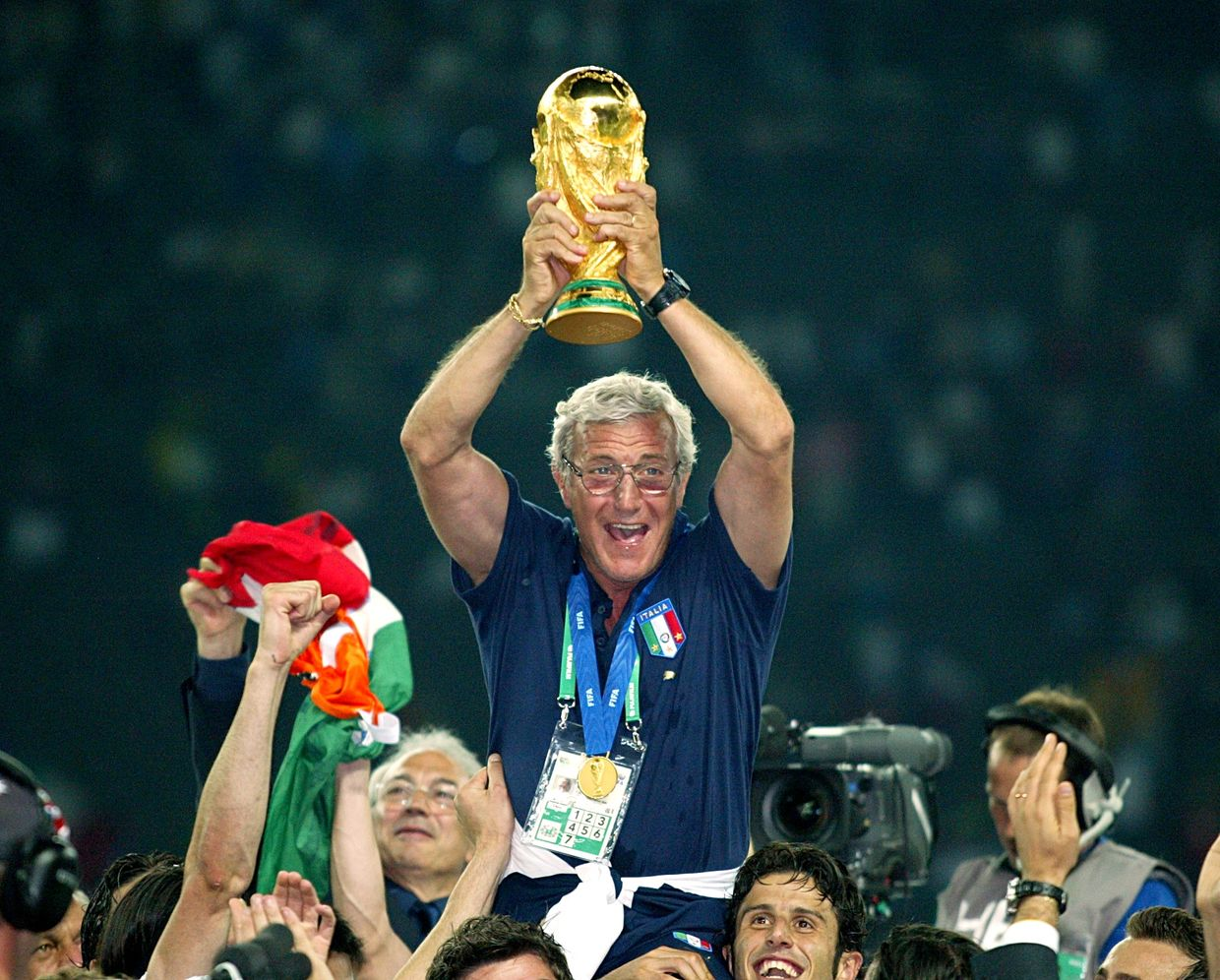 16. Marcello Lippi
