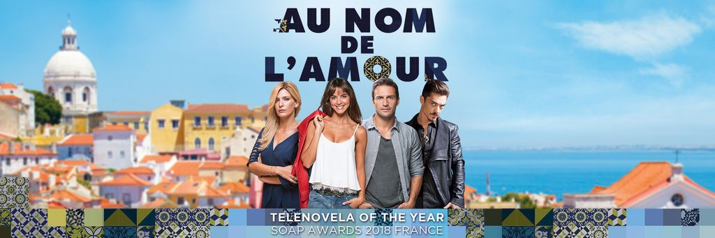 TELENOVELA OF THE YEAR 2018 - FRANCE