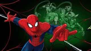 Ultimate Spiderman e os 6 Sinistros