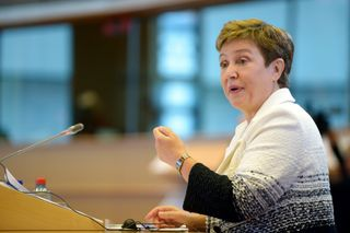 Kristalina Georgieva vai assumir o cargo de CEO do Banco Mundial