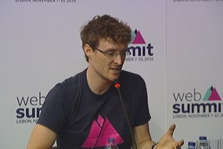Fundador da Web Summit diz que Portugal vai beneficiar com o evento