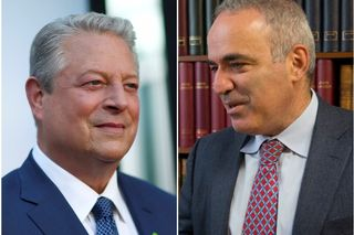 Al Gore e Garry Kasparov vão estar na Web Summit