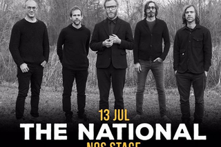 """Portugal, we are coming back in 2018"", anunciam os The National nas redes sociais"