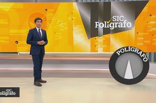 "O segundo episódio do ""Polígrafo SIC"""