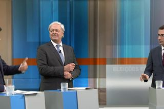 O segundo debate sobre as eleições europeias