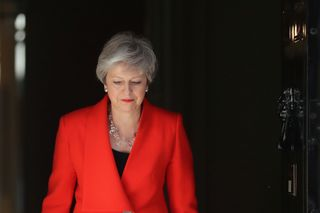 As reações políticas à demissão de Theresa May