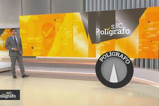 "O 11.º episódio do ""Polígrafo SIC"""