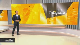 "O 12.º episódio do ""Polígrafo SIC"""