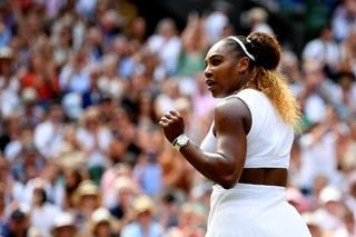 Serena Williams apura-se para a 11.ª final em Wimbledon