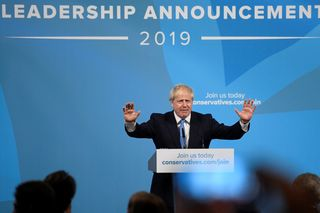Boris Johnson é o novo líder do Partido Conservador