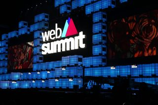 O segundo dia da Web Summit