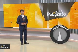 "O 24.º episódio do ""Polígrafo SIC"""