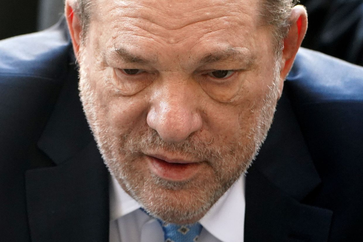 Harvey Weinstein, ex-produtor de cinema