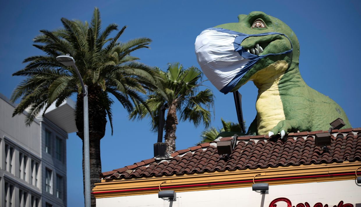 "O Museu ""Ripley's Believe It or Not!"", Los Angeles, EUA"