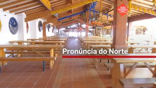 Pronúncia do Norte