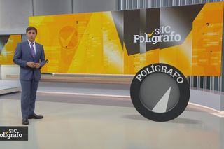 "O 55.º episódio do ""Polígrafo SIC"""