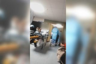 Vídeo mostra caos nas urgências do hospital de Penafiel