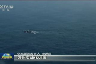 China e EUA conduzem exercícios militares no mar do sul da China