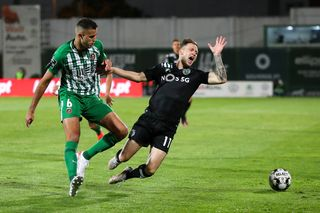 Os golos e os principais lances do Rio Ave - Sporting