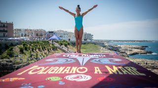 Red Bull Cliff Diving World Series - Polignano a Mare, Itália