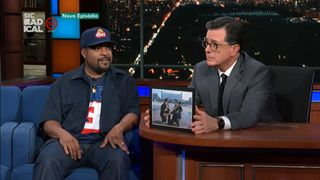 Ice Cube revela como entrou no mundo do cinema