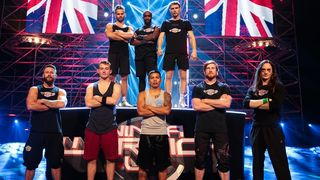 Ninja Warrior UK T1