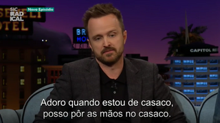 "Aaron Paul é capa da 'Men's Journal ': ""Detesto tirar fotografias"""