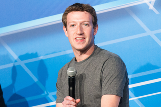 Mr Zuckerberg goes to Washington