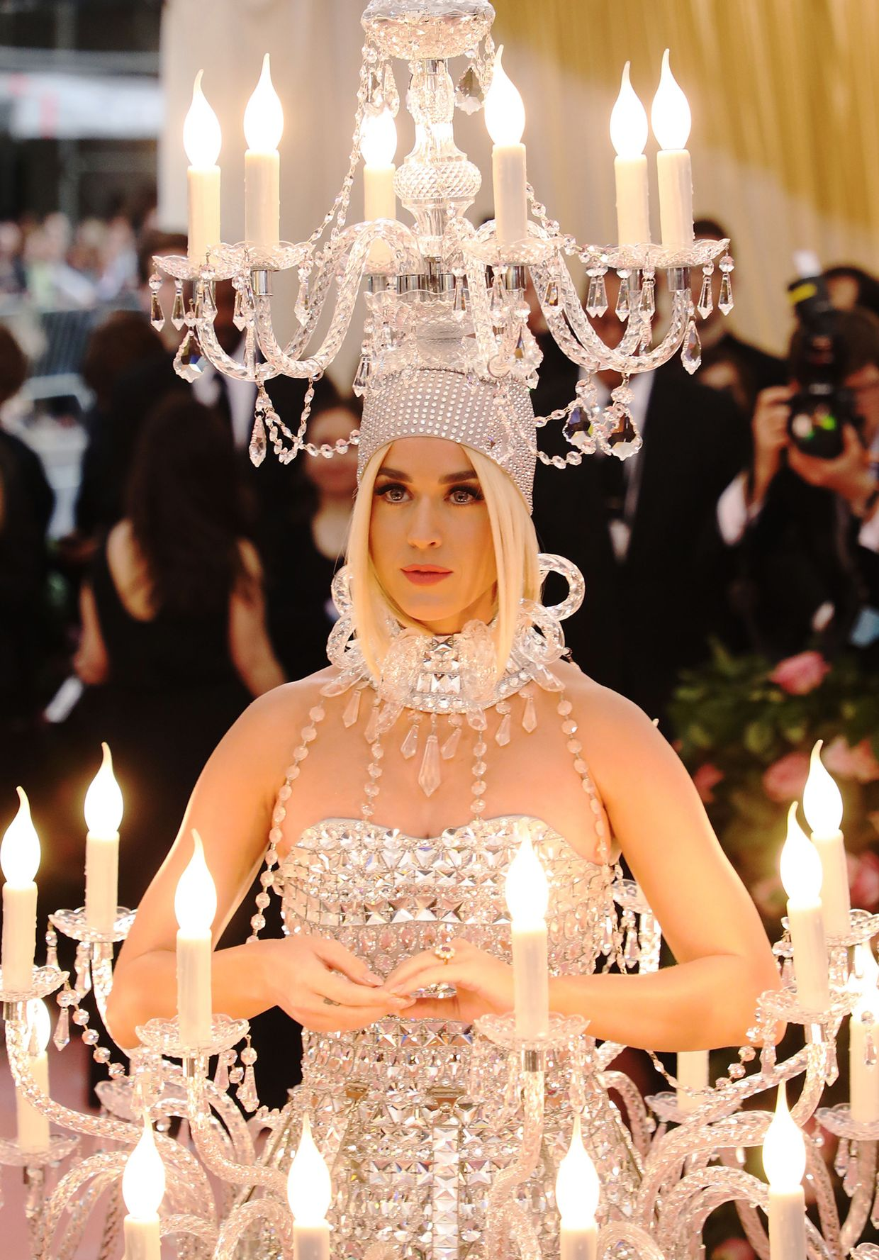 Katy Perry na Met Gala 2019
