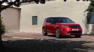 Ao volante do Land Rover Discovery Sport e do Renault Kadjar