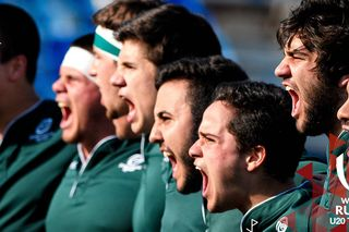 Jovens Lobos na final do World Rugby U20 Trophy