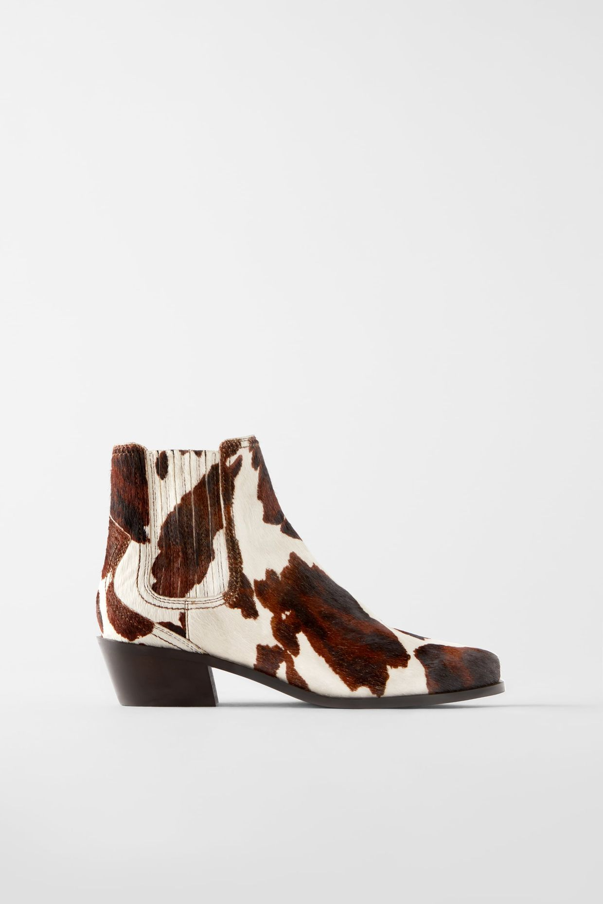 Com estampado animal, Zara, €69,95
